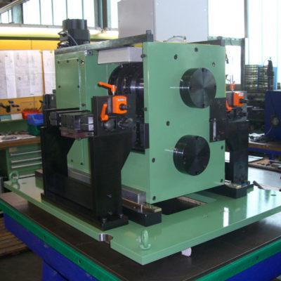 Bre Rotationsstanzmaschine Stanzeinschub Industrie Maschinen Stanztechnologie Systeme Baust