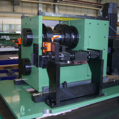 Bre Rotationsstanzmaschine Stanzeinschub Industrie Stanztechnologie Systeme Baust