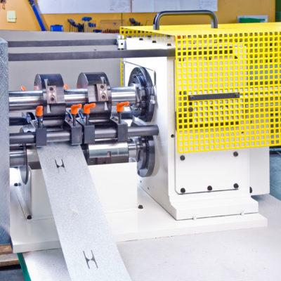 Bre Rotationsstanzmaschine Stanzeinschub Stanztechnologie Industrie Systeme Baust