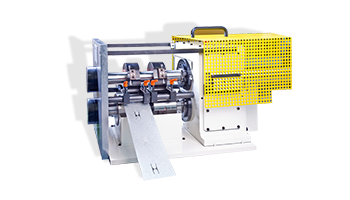 Bre Stanzeinschub Profiliermaschine Lochung Systeme Stanztechnologie Baust