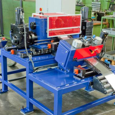 Brs Rotationsstanzen Rotationsstanzmaschine Stanztechnologie Stanzmaschine Bau Industrie Systeme Baust