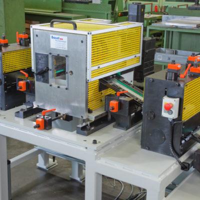 Brs Rotationsstanzmaschine Rotation Stanzen Stanzmaschine Bau Industrie Systeme Stanztechnologie Baust