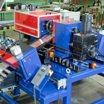 Brs Rotationsstanzmaschine Rotationsstanzen Stanzmaschine Bau Industrie Stanztechnologie Baust
