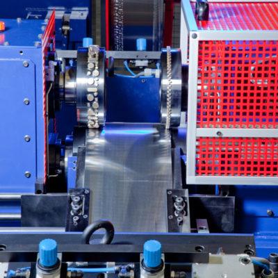 Brs Rotationsstanzmaschine Stanzmaschine Rotationsstanzen Industrie Bau Stanztechnologie Systeme Baust