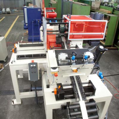 Brs Rotationsstanzmaschine Stanzmaschine Rotationsstanzen Trockenbau Bauindustrie Stanztechnologie Systeme Baust