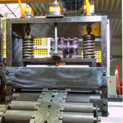 Brs Rotationsstanzmaschine Stanzmaschine Trockenbau Industrie Stanztechnologie Bau Stellen Systeme Baust