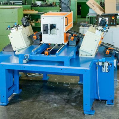 Brs Rotationsstanzmaschine Stanzmaschine Trockenbau Stanztechnologie Bau Industrie Systeme Baust