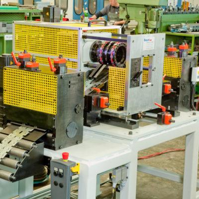 Brs Rotationsstanzmaschine Stanzmaschinen Rotation Stanzen Bau Industrie Stanztechnologie Baust