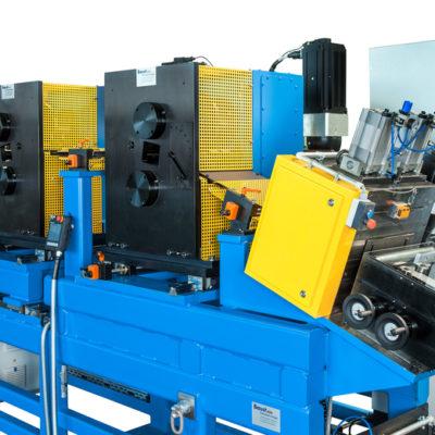 Brs Rotationsstanzmaschine Stanztechnologie Bau Werkzeug Industrien Systeme Baust