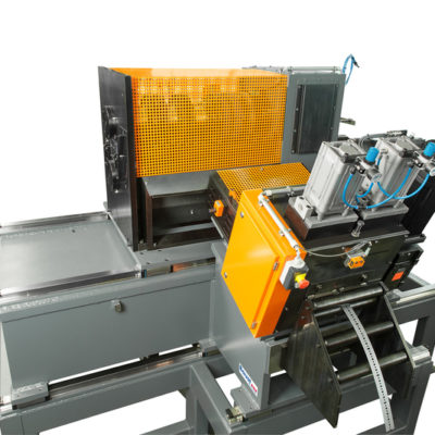 Brs Rotationsstanzmaschine Stanztechnologie Industrie Systeme Baust Seitliche Abdeckung Geschlossen