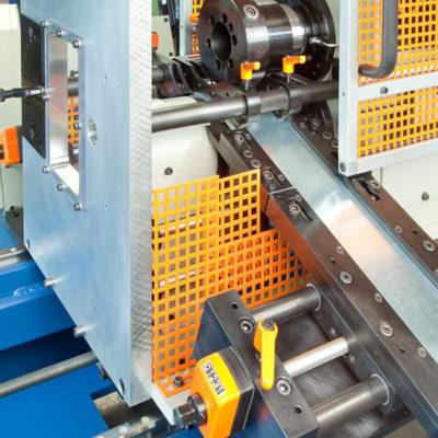 Brs Rotationsstanzmaschine Trockenbau Stanztechnologie Bau Industrie Systeme Baust