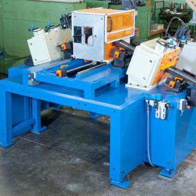Brs Rotationsstanzmaschine Trockenbau Stanztechnologie Industrie Systeme Baust