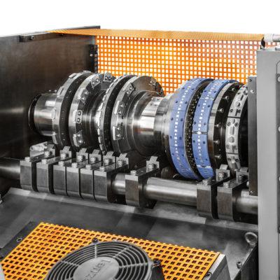 Brs Rotationsstanzmaschine Werkzeugwelle Stanztechnologie Industrie Systeme Baust