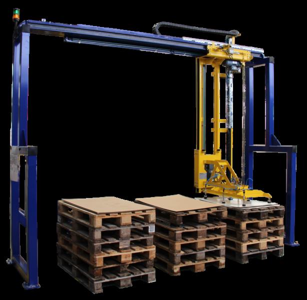 Deckblattaufleger Logistik Systeme Logistikmanagement Materialflusssysteme Baust