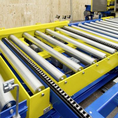 Eckumsetzer Logistik Systeme Logistikmanagement Lagermanagement Materialflusssysteme Baust