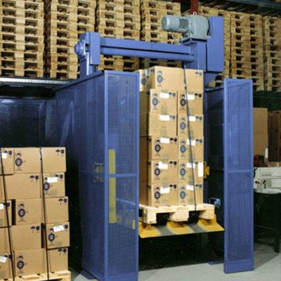 Hubstationen Logistik Systeme Logistikmanagement Lagermanagement Materialflusssysteme Baust
