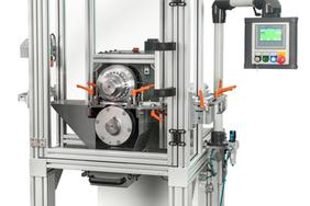 Krs 120 Materialflusssysteme Stanztechnologie Rollen Automation Baust Gruppe Unternehmen