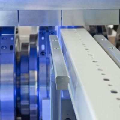 Krs Rotationsstanze Kunststoffindustrie Rotationsstanzmaschine Stanztechnologie Plastik Industrie Baust
