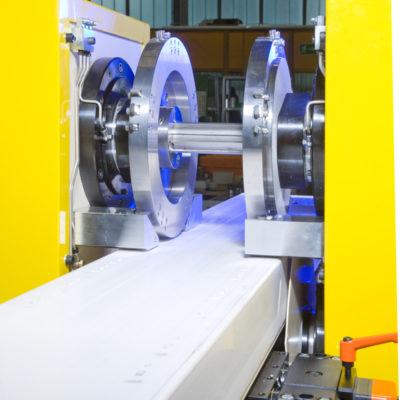 Krs Rotationsstanze Kunststoffindustrie Rotationsstanzmaschine Stanztechnologie Plastik Industrie Systeme Baust
