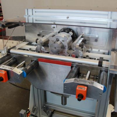 Krs Rotationsstanze Stanztechnologie Kunststoffindustrie Rotationsstanzmaschine Plastik Industrie Systeme Baust