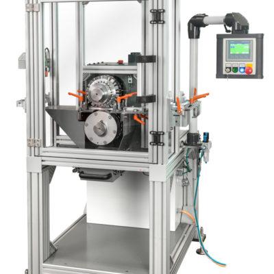 Krs Rotationsstanze Stanztechnologie Kunststoffindustrie Rotationsstanzmaschine Systeme Baust