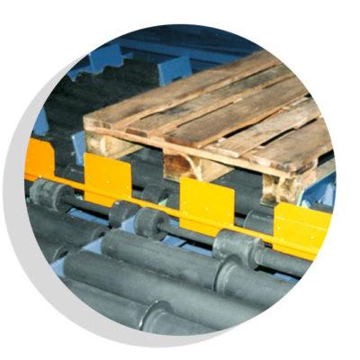 Kontrolleinrichtungen Logistik Systeme Logistikmanagement Lagermanagement Materialflusssysteme Baust