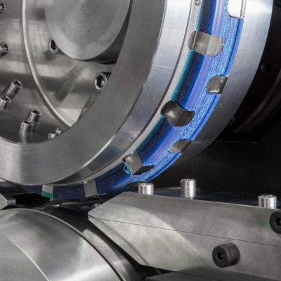 Kunststoff Stanze Stanzen Pvc Sonderprofilen Mit Krv 160 Baust