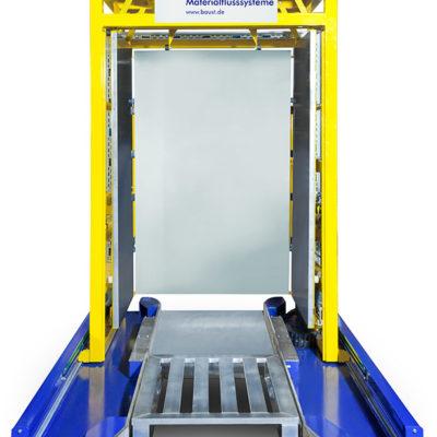 Pw 1000 Palettenwechsler Lagermanagement Logistik Paletten Systeme Materialflusssysteme Baust