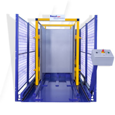 Pw 1000 Palettenwechsler Lagermanagement Logistik Systeme Paletten Materialflusssysteme Baust