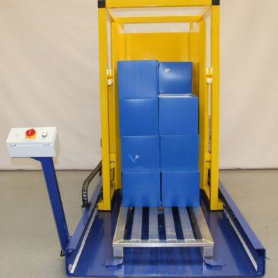 Pw 1000 Palettenwechsler Logistik Systeme Lagermanagement Paletten Materialflusssysteme Baust