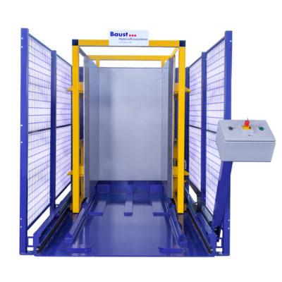 Pw 1000 Palettenwechsler Logistik Systeme Paletten Lagermanagement Materialflusssysteme Baust