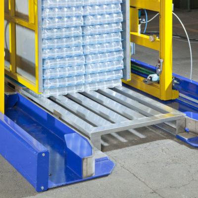 Pw 1000 Palettenwechsler Paletten Lagermanagement Logistik Systeme Materialflusssysteme Baust