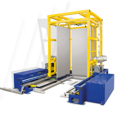 Pw 2000 Palettenwechsler Lagermanagement Logistik Systeme Paletten Materialflusssysteme Baust