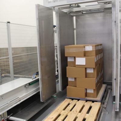 Pw 2000 Palettenwechsler Lagermanagement Paletten Systeme Materialflusssysteme Baust