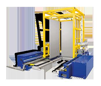 Pw 2000 Palettenwechsler Logistik Systeme Paletten Materialflusssysteme Baust