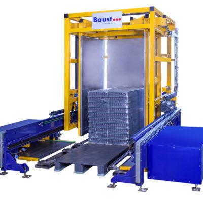 Pw 2000 Palettenwechsler Paletten Lagermanagement Logistik Systeme Materialflusssysteme Baust