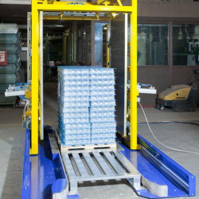 Pw 3000 Palettenwechsler Lagermanagement Logistik Paletten Materialflusssysteme Baust