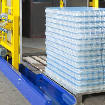 Pw 3000 Palettenwechsler Lagermanagement Logistik Systeme Materialflusssysteme Baust