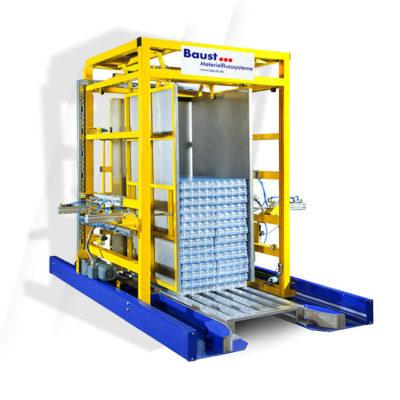 Pw 3000 Palettenwechsler Lagermanagement Logistik Systeme Paletten Materialflusssysteme Baust