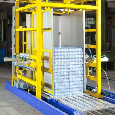 Pw 3000 Palettenwechsler Lagermanagement Paletten Systeme Materialflusssysteme Baust