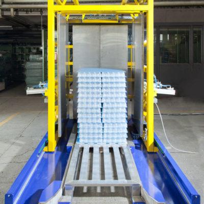 Pw 3000 Palettenwechsler Logistik Systeme Lagermanagementpaletten Materialflusssysteme Baust