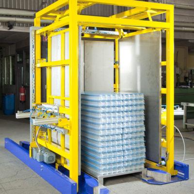 Pw 3000 Palettenwechsler Logistik Systeme Paletten Lagermanagement Materialflusssysteme Baust