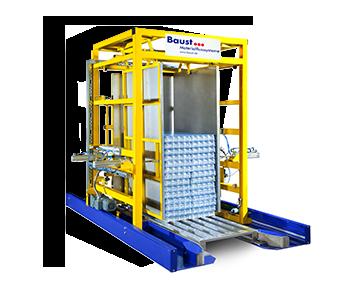Pw 3000 Palettenwechsler Logistik Systeme Paletten Materialflusssysteme Baust