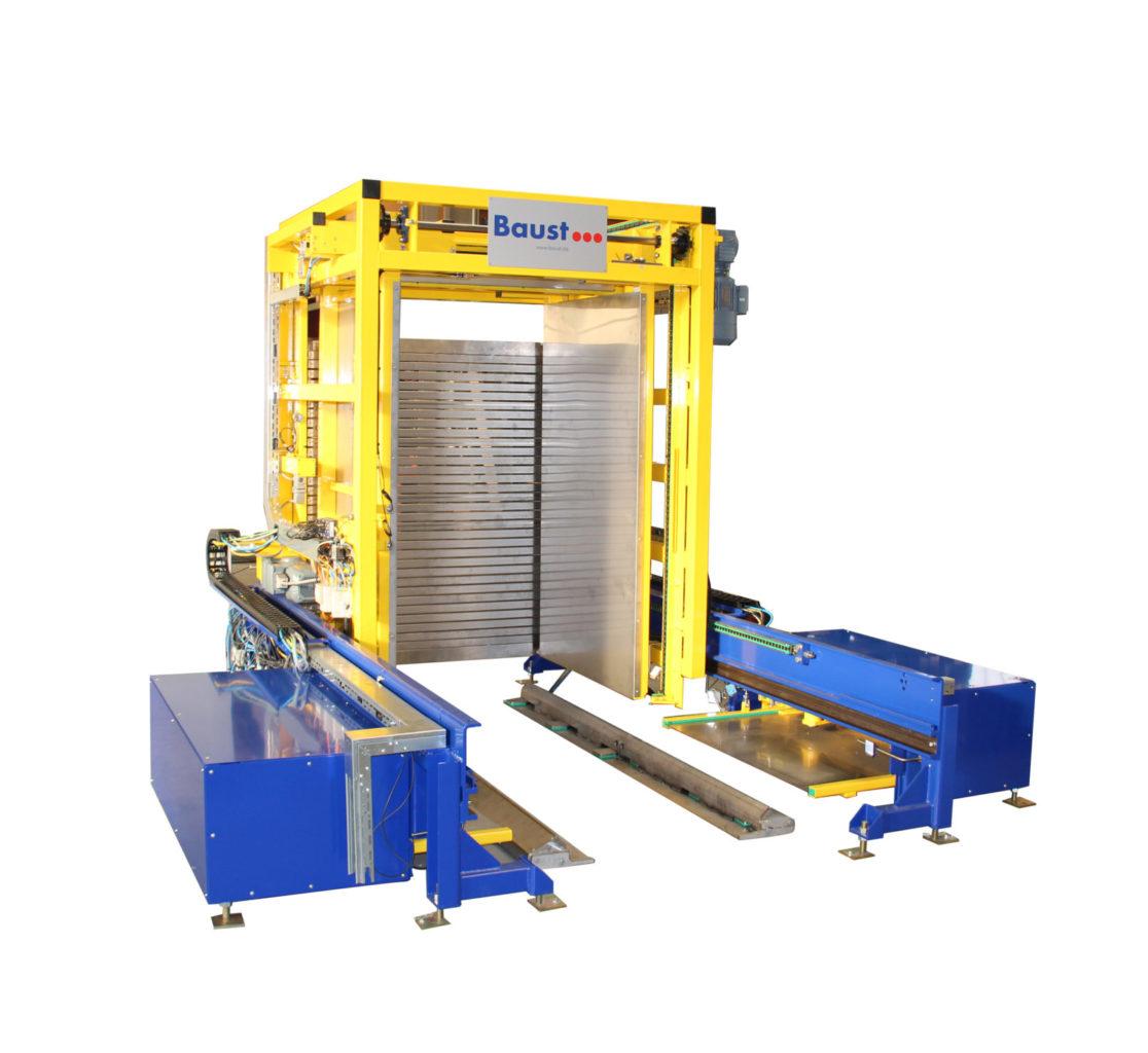 Pw 3000 Palettenwechsler Paletten Foerdertechnik Baust Materialflusssysteme