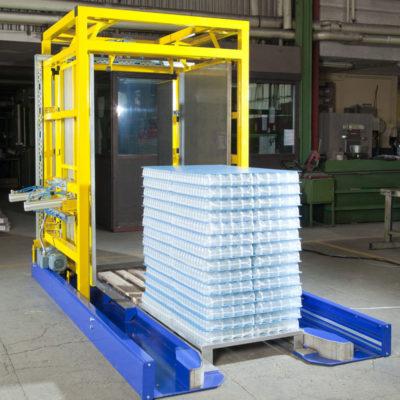 Pw 3000 Palettenwechsler Paletten Lagermanagement Logistik Systeme Materialflusssysteme Baust