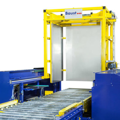 Pw 4000 Palettenwechsler Lagermanagement Logistik Systeme Materialflusssysteme Baust
