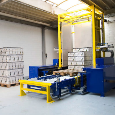 Pw 4000 Palettenwechsler Paletten Lagermanagement Logistik Systeme Materialflusssysteme Baust