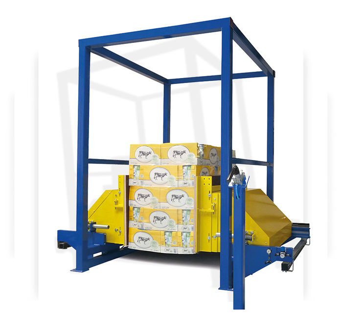 Pw 500 Palettenwechsler Logistik Systeme Paletten Materialflusssysteme Baust