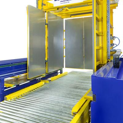 Pw 5000 Palettenwechsler Lagermanagement Logistik Paletten Materialflusssysteme Baust
