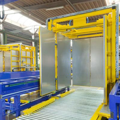 Pw 5000 Palettenwechsler Lagermanagement Logistik Systeme Materialflusssysteme Baust